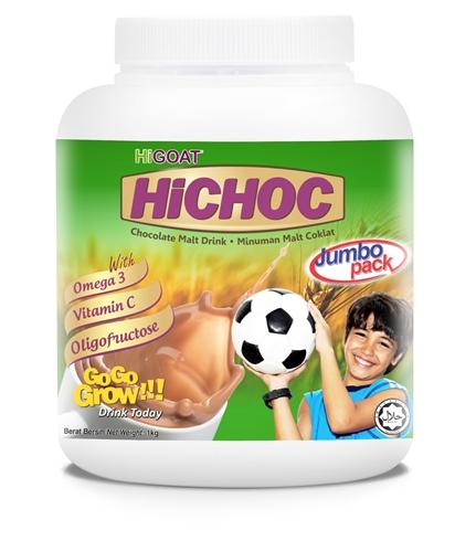 HiCHOC Bottle 3D s